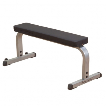 Body Solid halterbank Heavy Duty Flat Bench (GFB350)